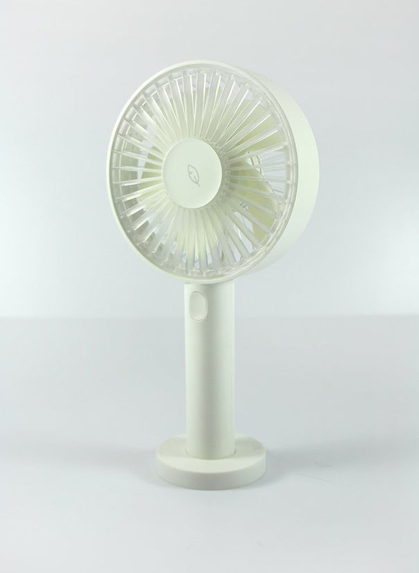 PORTABLE FAN, WHITE, large