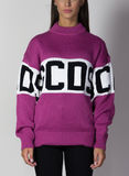 MAGLIONE LOGO, 06PINK, thumb