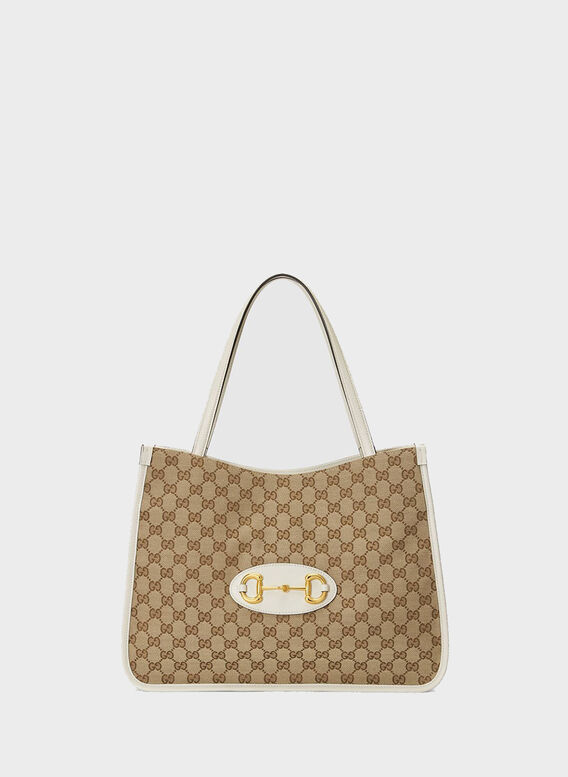 BORSA SHOPPING GUCCI HORSEBIT 1955, 9761, medium