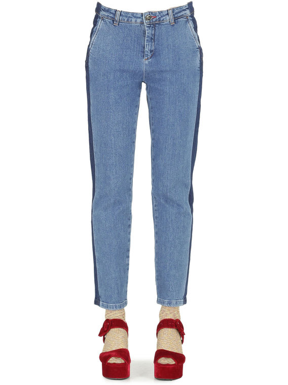 JEANS GERRY A/W 17, C0600DENIM, medium