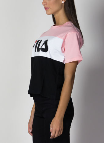 T-SHIRT ALLISON, A209BLACKQUARZPINK, small