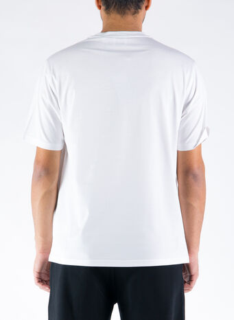 T-SHIRT LETCHFORD, WHITE, small