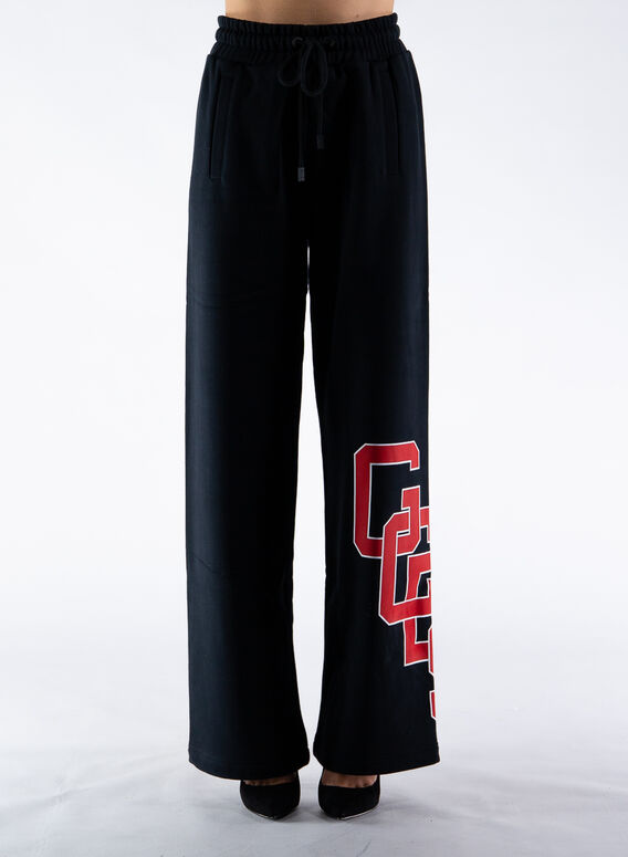 PANTALONE COLLEGE, BLACK, medium