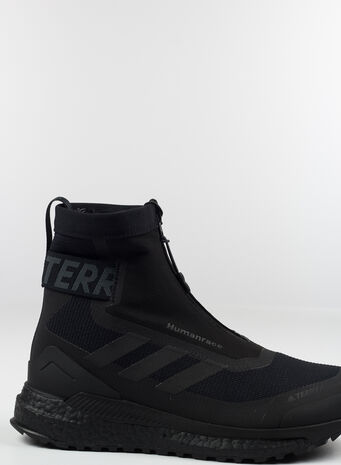 SCARPA DA HIKING PHARRELL WILLIAMS TERREX FREE HIKER COLD.RDY, CLBLACKCLBACKCBLACK, small