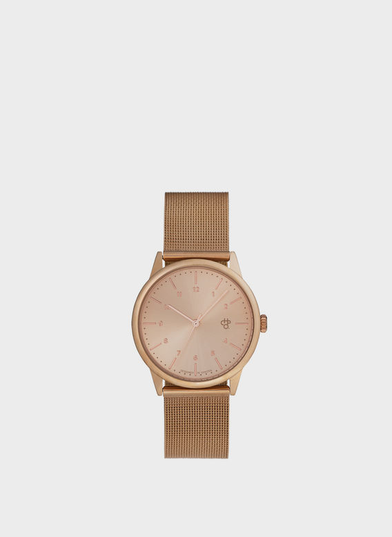 OROLOGIO CHPO WATCH RAWIYA, ROSEGOLD/ROSEGOLD, medium
