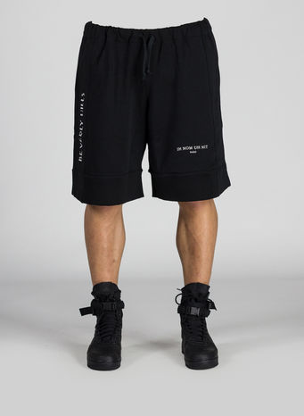 BERMUDA BAGGY, 009BLACK, small