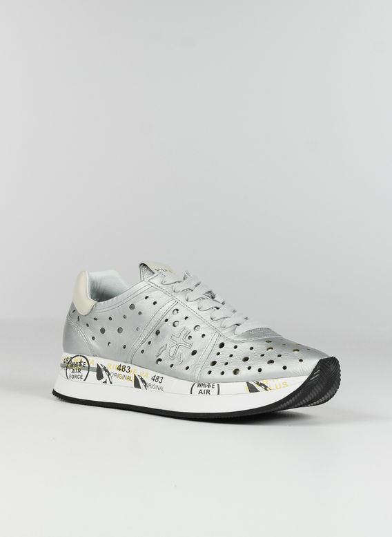 SCARPA CONNY, SILVER, medium