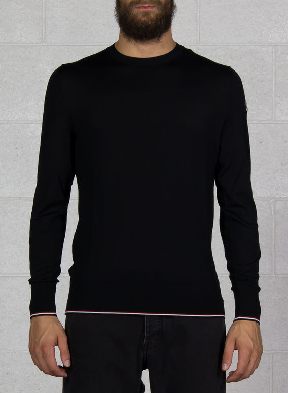 MAGLIONE, 999BLACK, medium