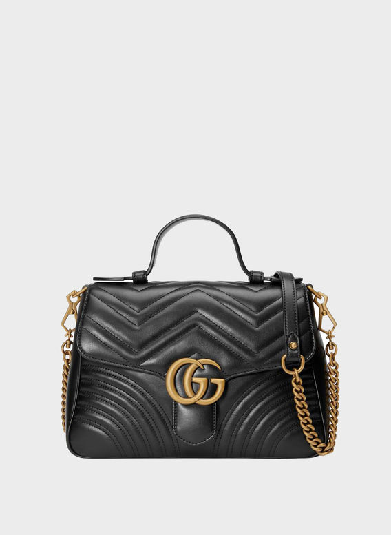 BORSA GG MARMONT, 1000NERO, medium