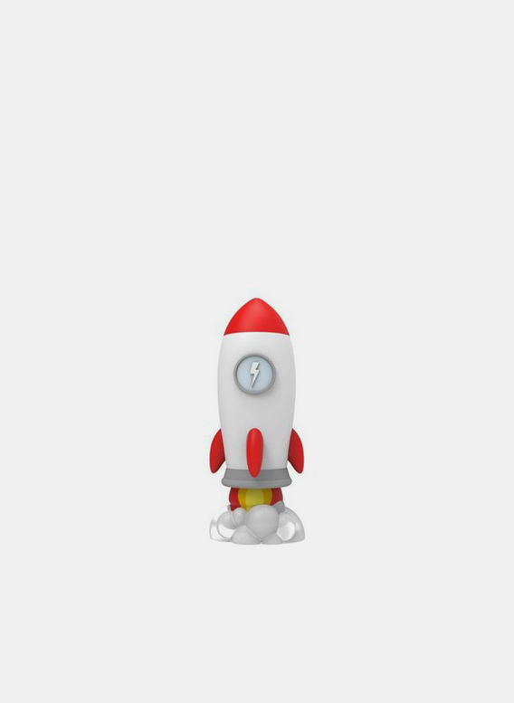 POWERBANK MOJIPOWER ROCKET, ROCKET, medium