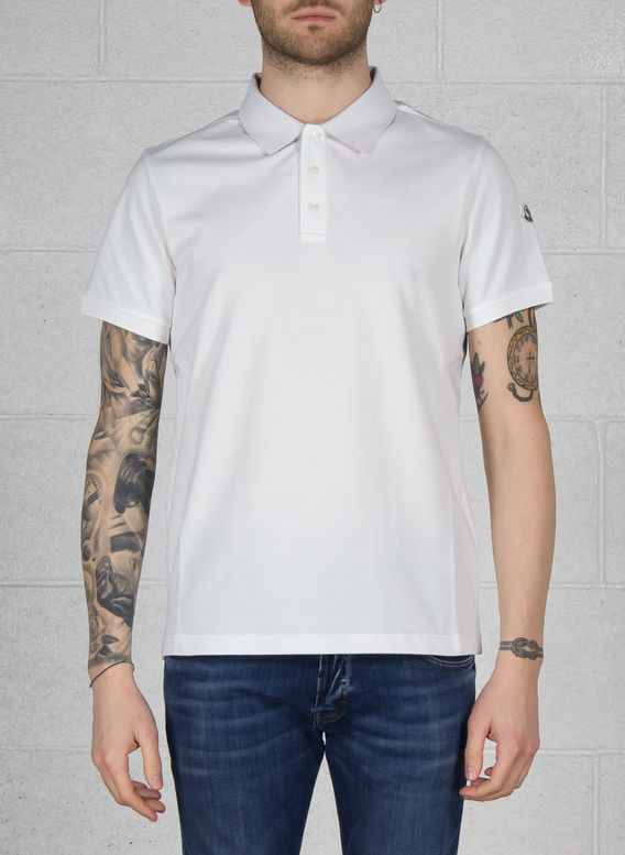 POLO, 004WHITE, medium