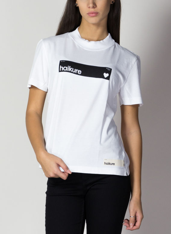 T-SHIRT MILA, T0341OFFWHITE, medium