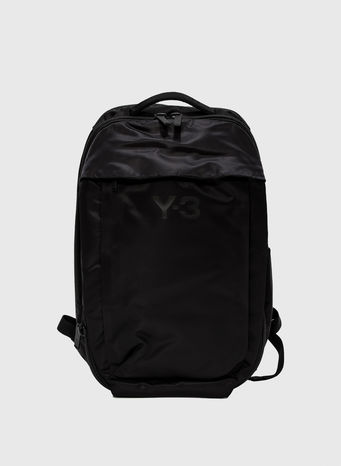 ZAINO Y-3 BLACKPACK, BLACK, small