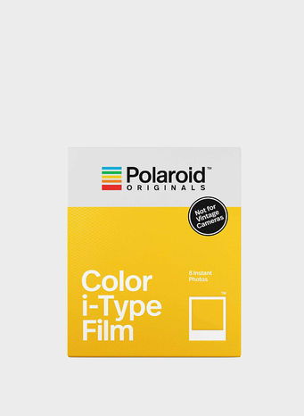POLORAID COLOR I-TYPE FILM, WHITEFRAME, small