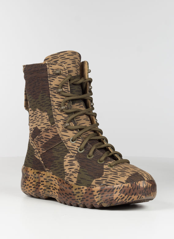 SCARPA MILITARY BOOT, SPLINTERCAMO, medium