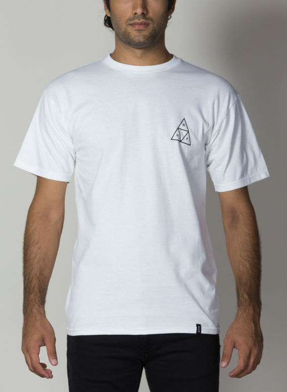 T-SHIRT ESSENTIALS, WHITE, medium