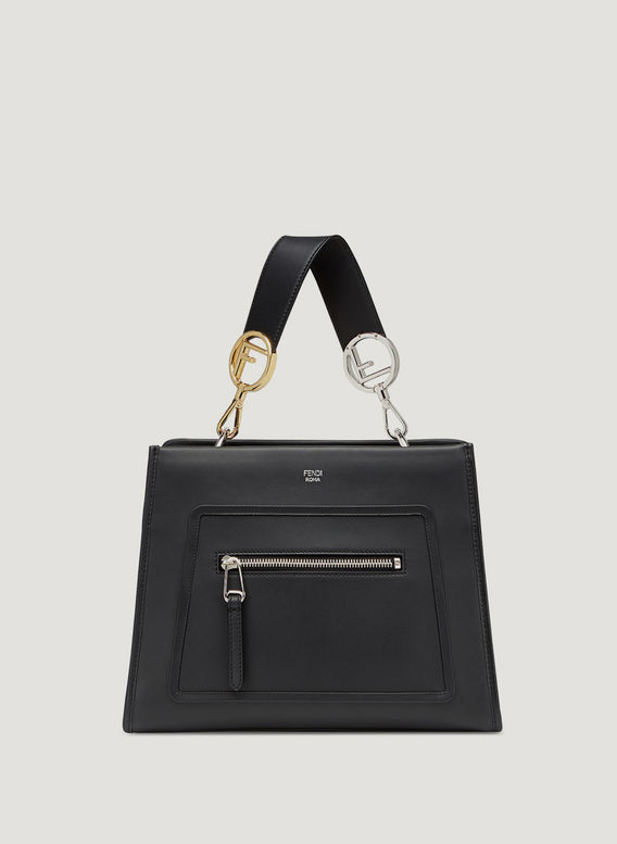 BORSA RUNWAY, F0GXNBLACK, medium